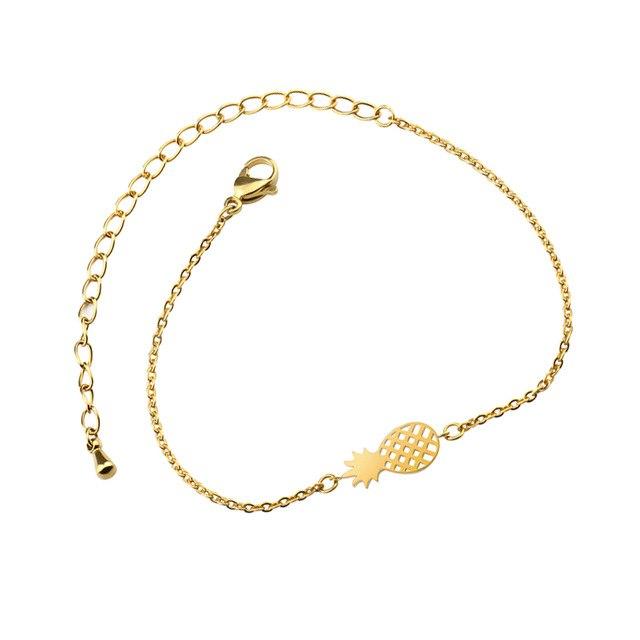 bracelet ananas tendance