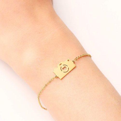 bracelet cadeau photographe