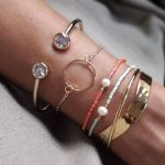 Bracelet createur cercle