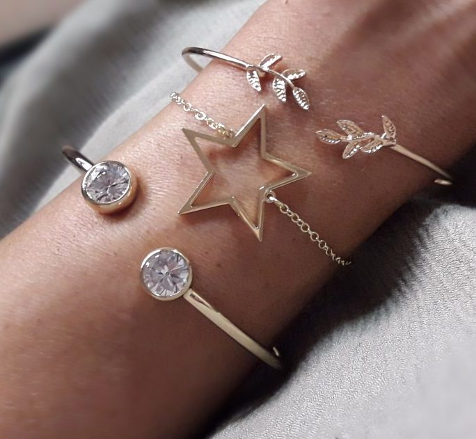 bracelets fantaisie femme