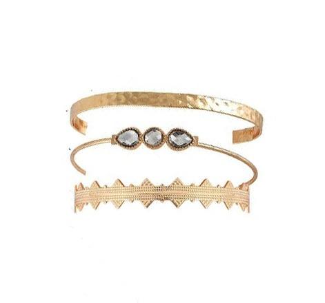 bracelets manchette tendance hiver