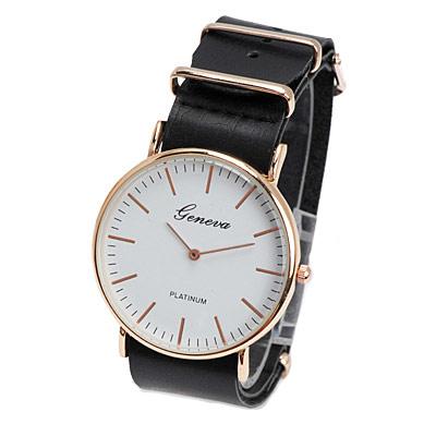 montre femme noir cadeau noel