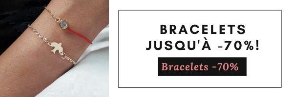 soldes bracelets