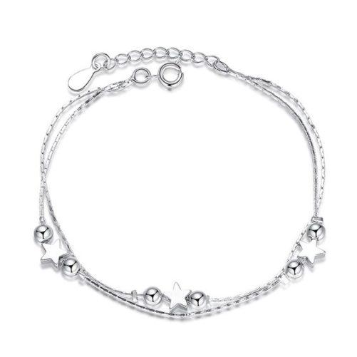 bracelet argent original femme