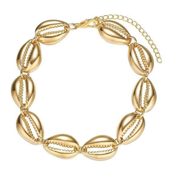 Bracelet coquillage tendance ete 2021