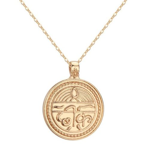 collier medaille pas cher