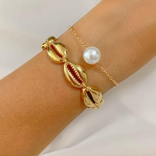 bracelet coquillage cadeau