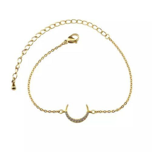 bracelet demi lune tendance