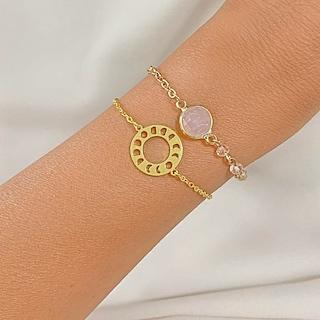 bracelet medaille cadeau tendance