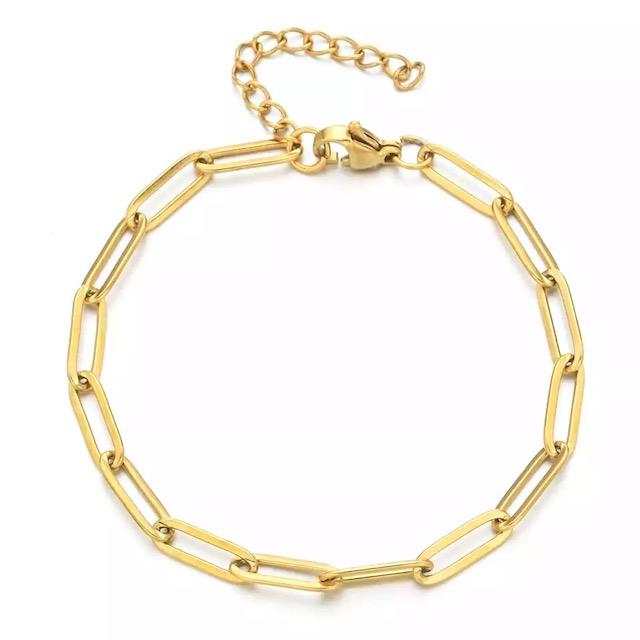 bracelet maillon tendance